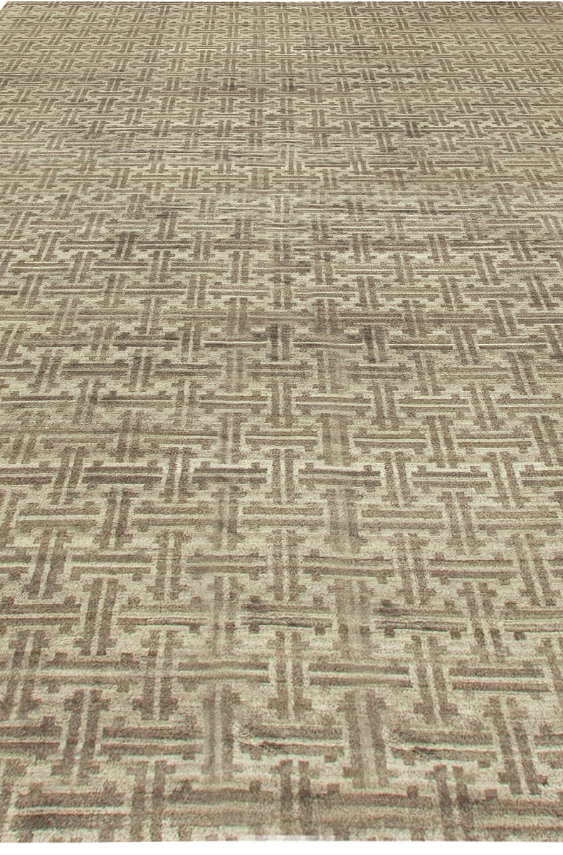 Terra Rug in Natural Wool N11294