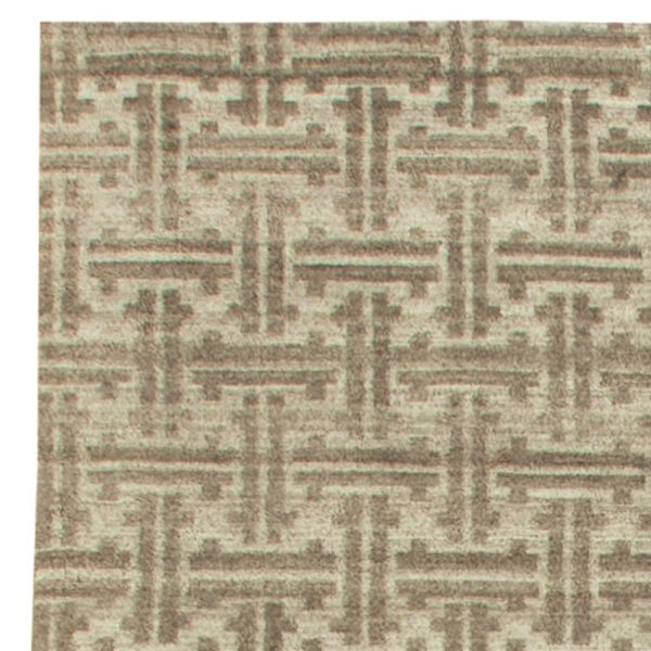 Terra Rug in Natural Wool N11294
