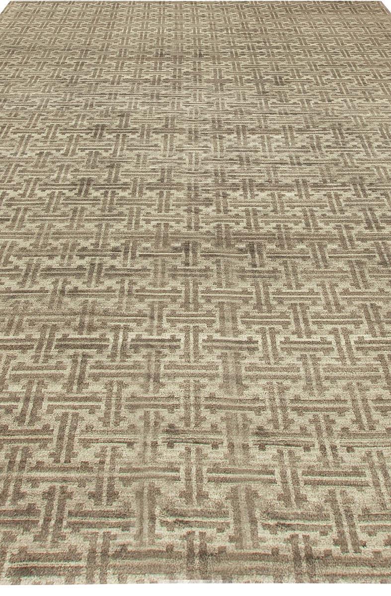 Terra Rug in Natural Wool N11292