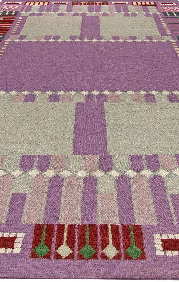 Adeline flat weave Rug N10766