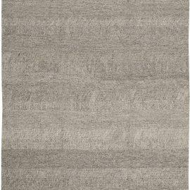 Heathered Stone Wool Flatweave N11403