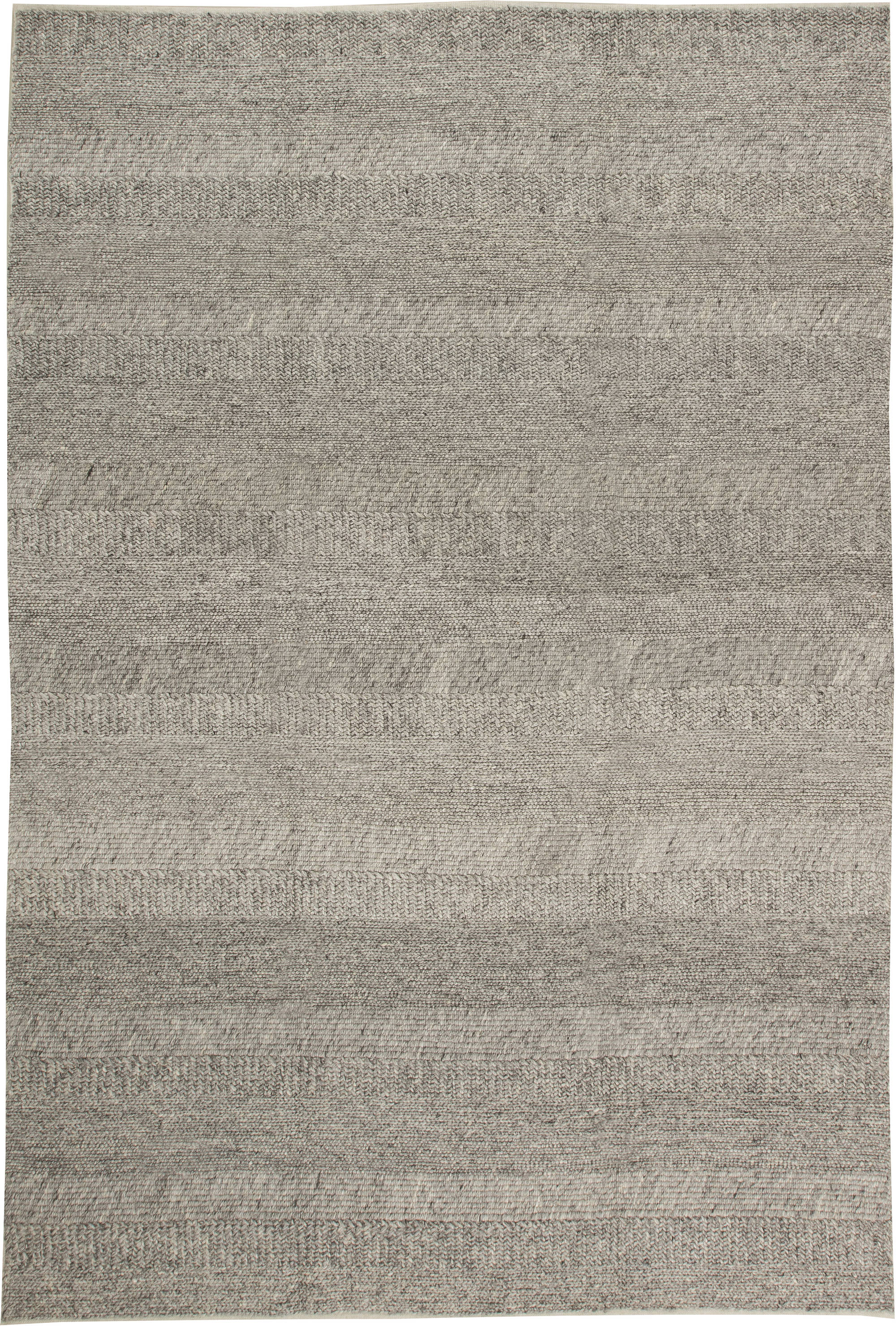 Contemporary Flat weave Rug N11403