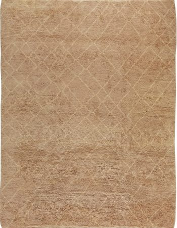 Contemporary Moroccan Rug N10895