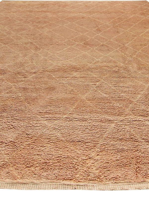 Contemporáneo marroquí Alfombra N10895