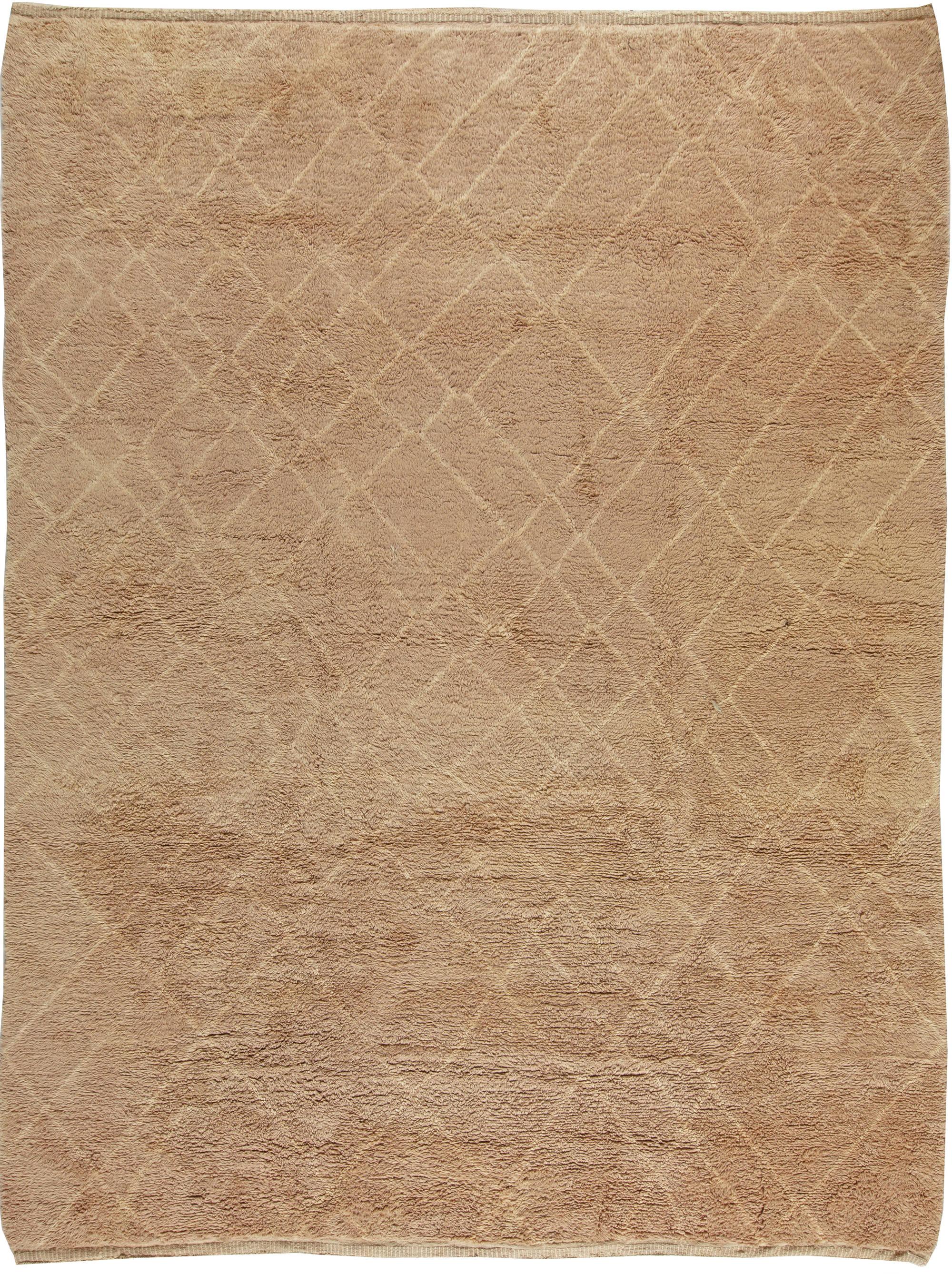 Contemporary Moroccan Rug N10895