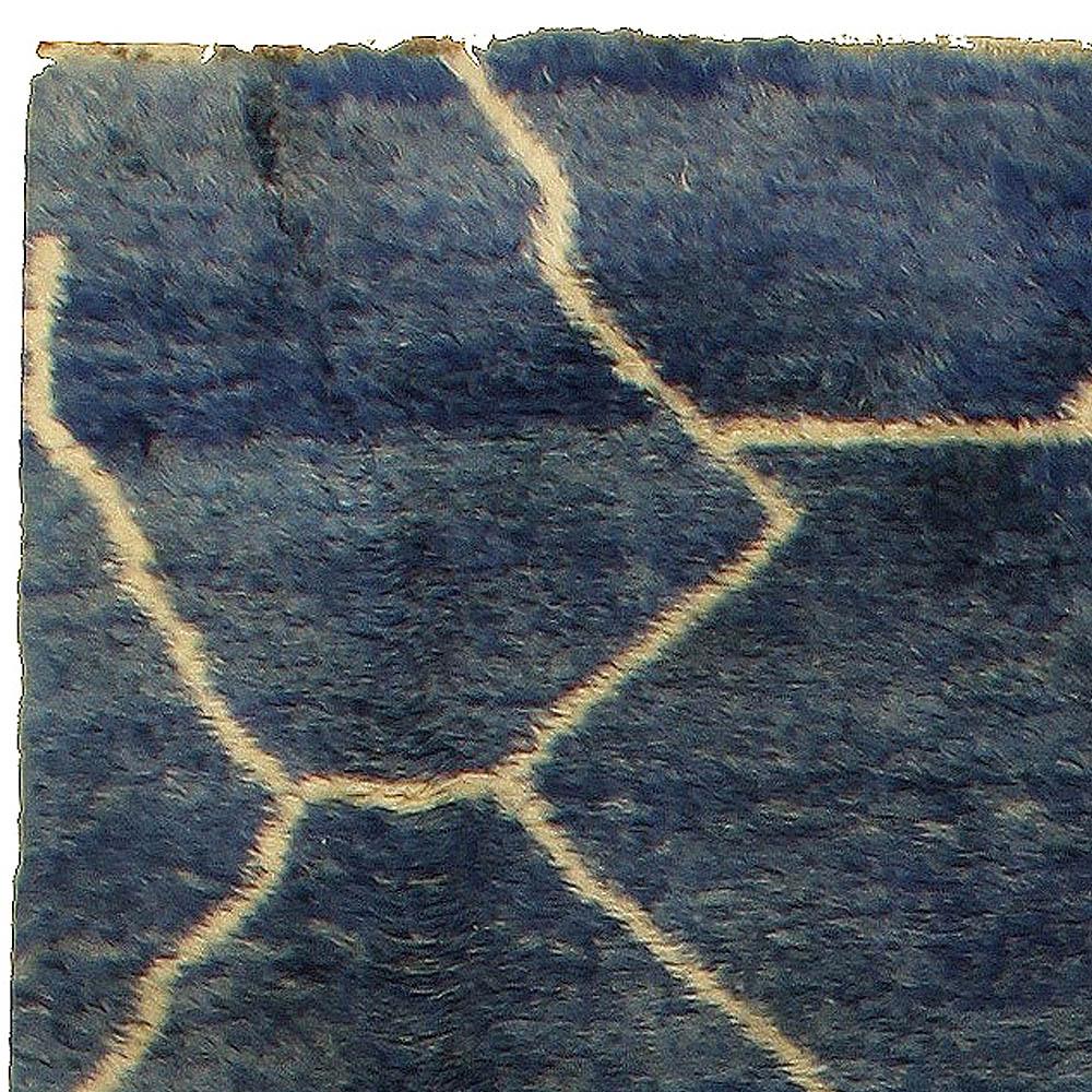 Contemporary Moroccan Rug N10697