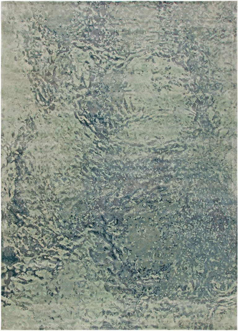 Water Design Rug Ii N10907 By Doris Leslie Blau