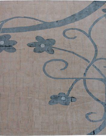 N11354 contemporánea alfombra tibetana