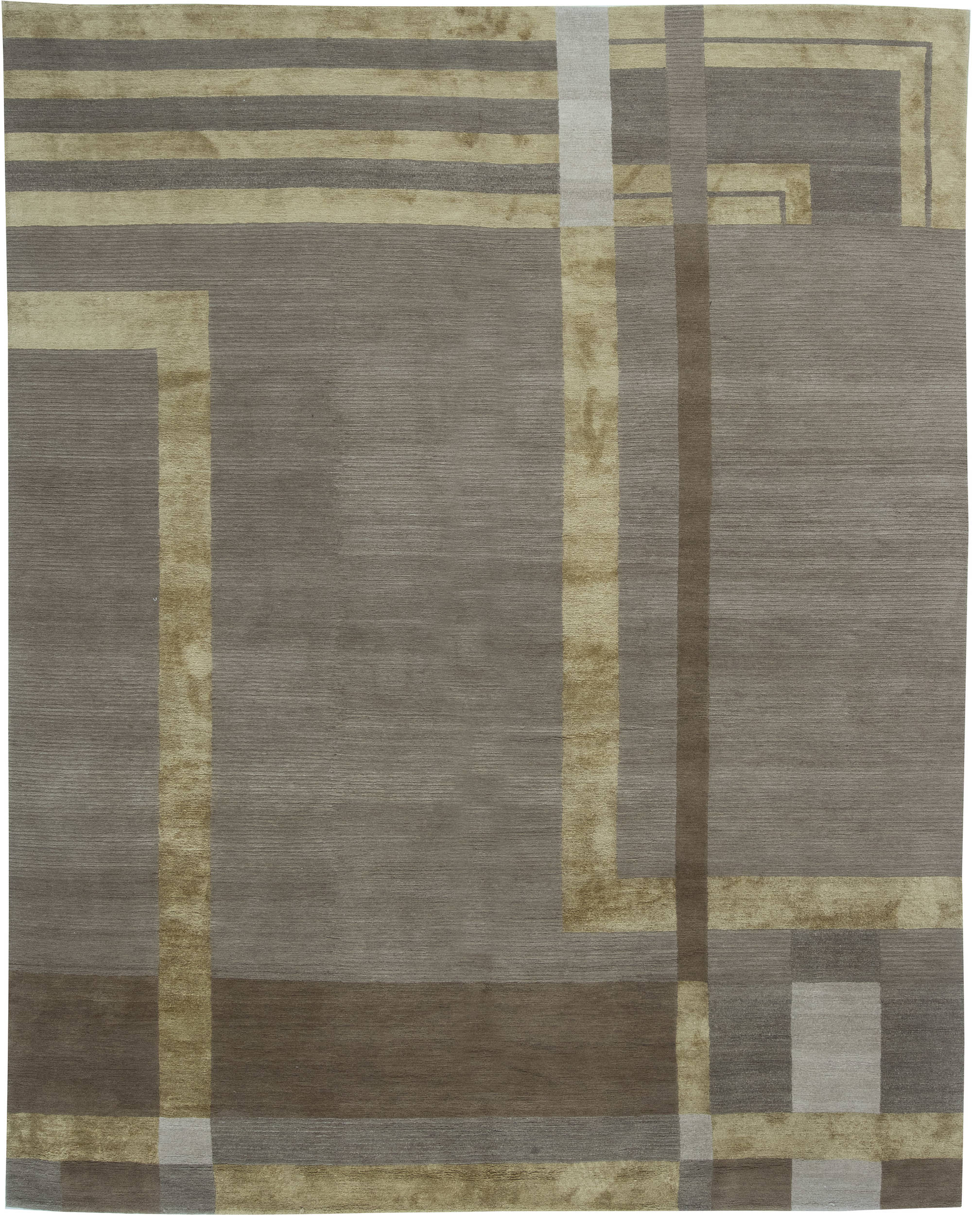 Contemporary Nepalese Rug N11506 By Doris Leslie Blau