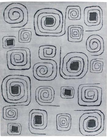 Olga Fisch Inspirado Deco Tapete N11408