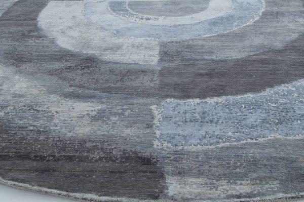 Circular Braque Rug N11570