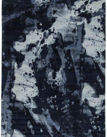 Icy Ink Rug N11538