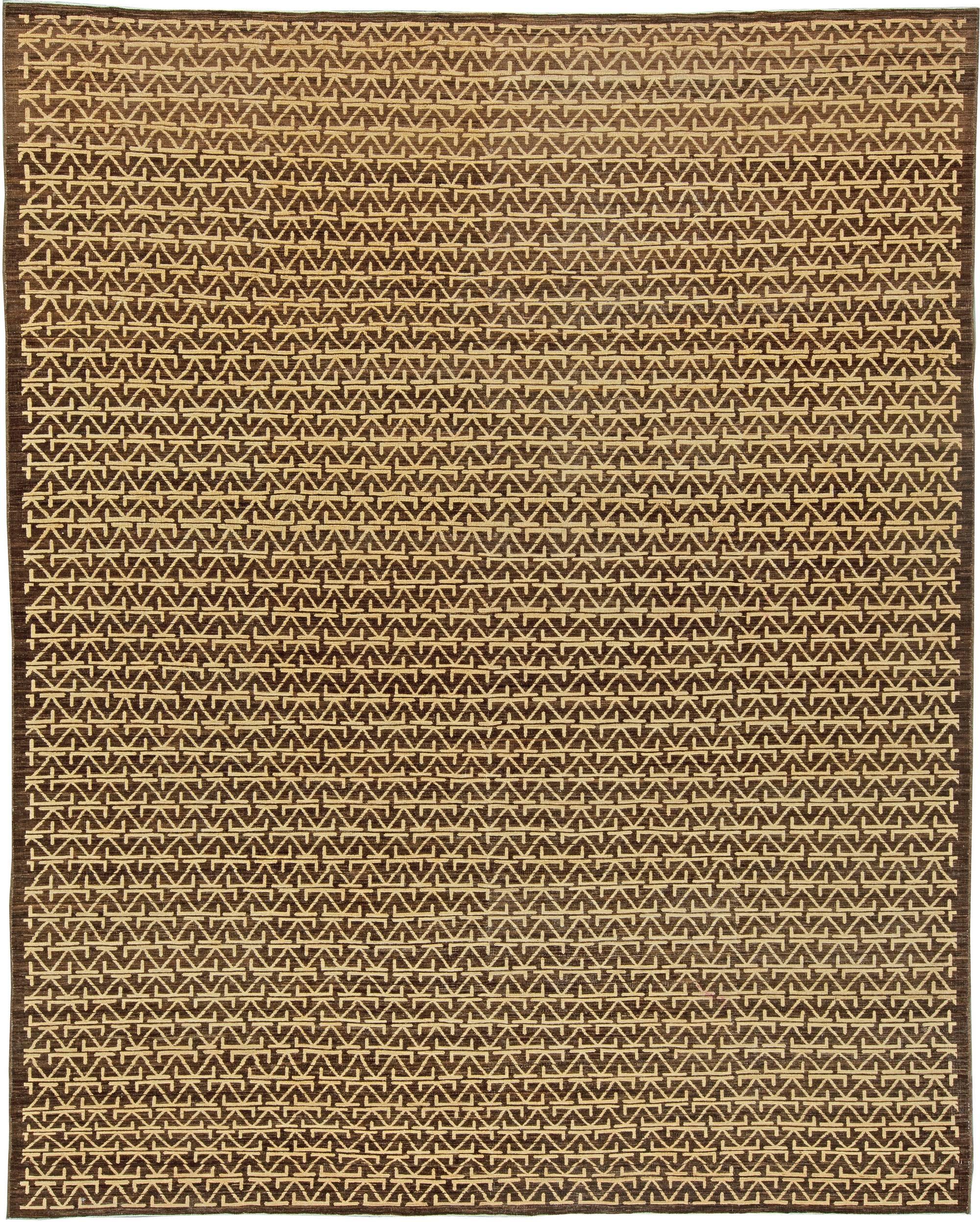 Traditional Oriental Inspired Rug N11137