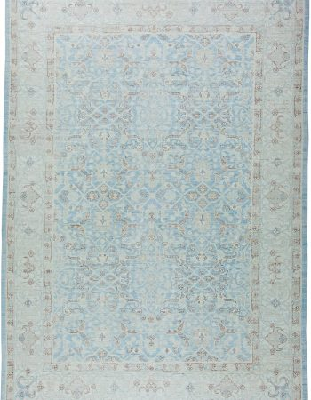 Traditional Oushak Design Rug N12100
