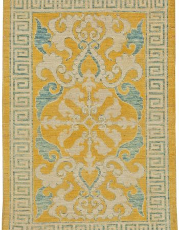Traditional Oriental Inspired Rug N11159