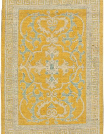 Traditional Oriental Inspired Rug N11160