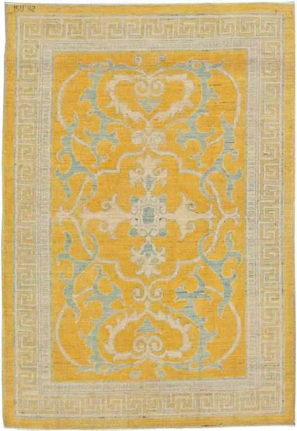 Traditional Oriental Inspired Rug N11160