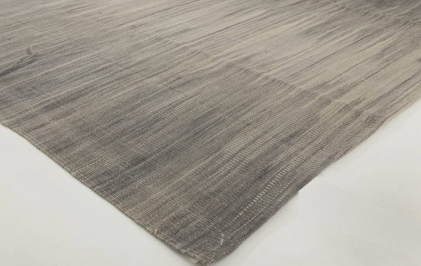 Contemporary Flat weave Rug N11566