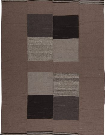 Turkish modernista Kilim N10856