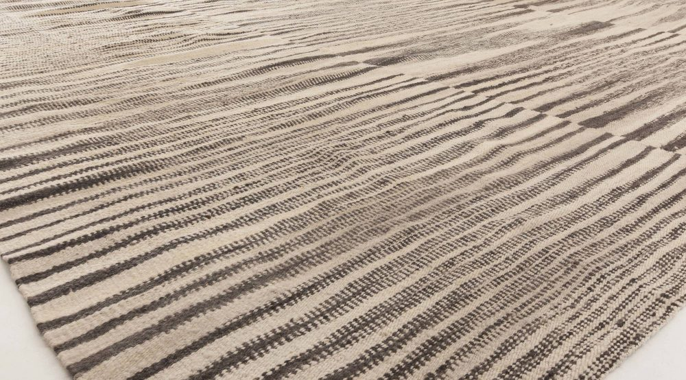 Flat weave Kilim Rug N11418