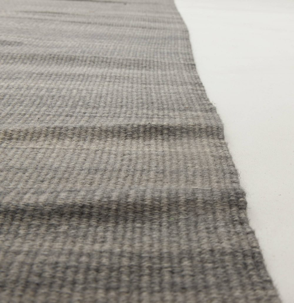 Contemporary Flat weave Rug N11569