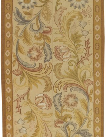 Aubusson Runner N11653