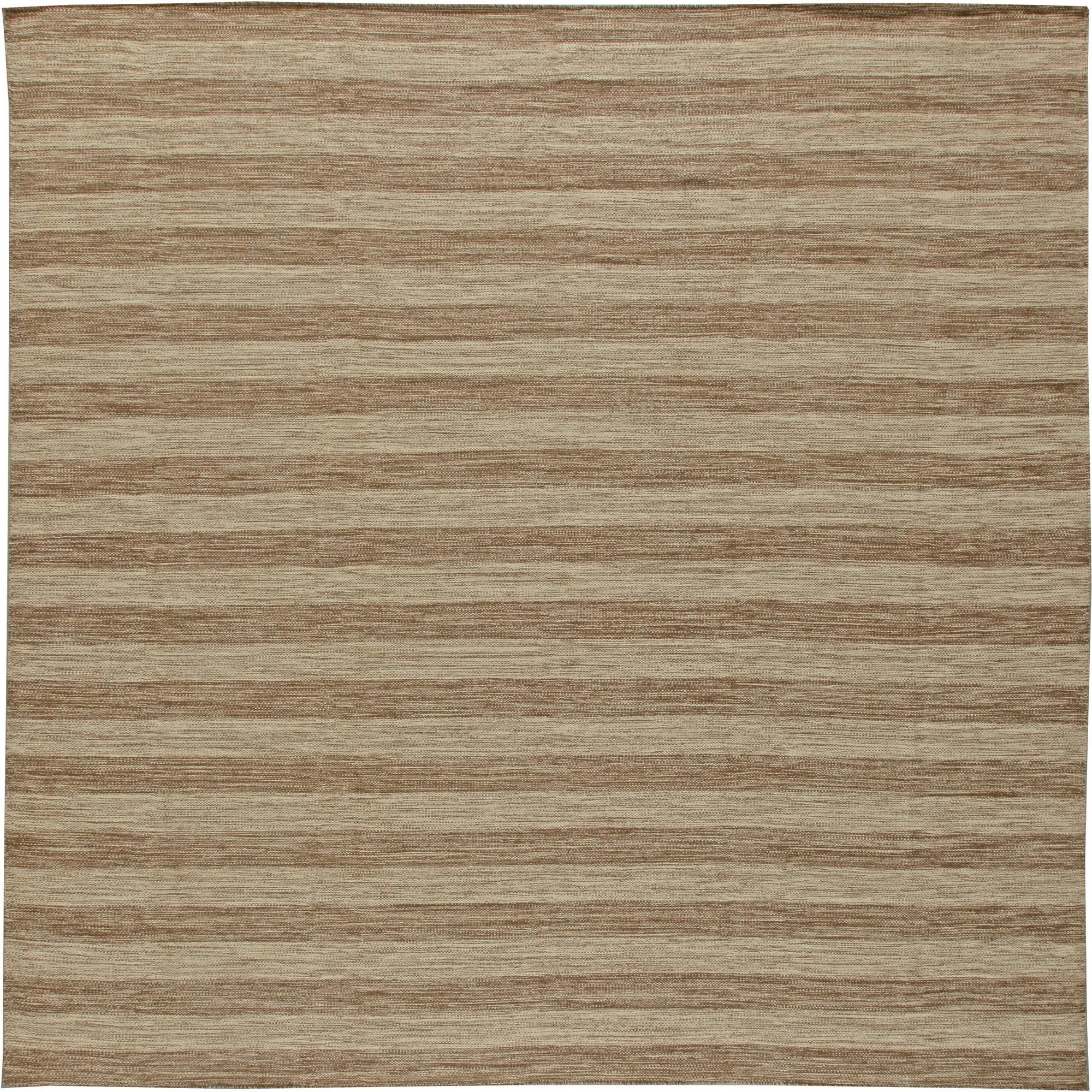 Flat Weave Rug N11074