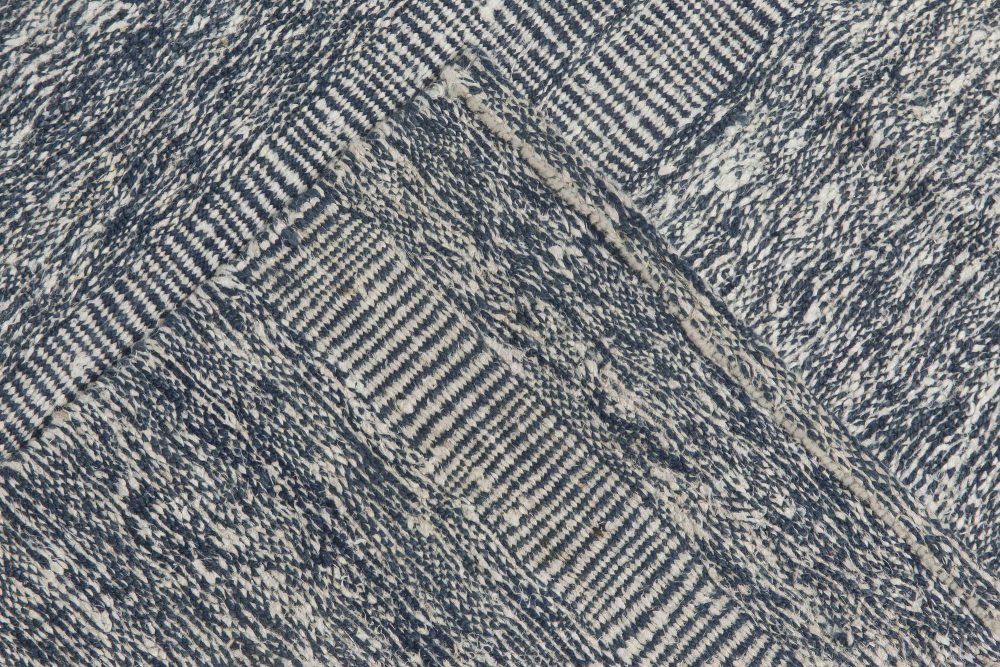 Contemporary Flat weave Rug N11720