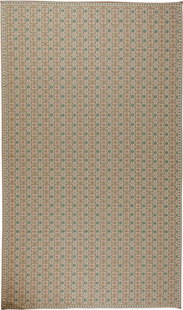 Oversized Plano Weave Rug N11055