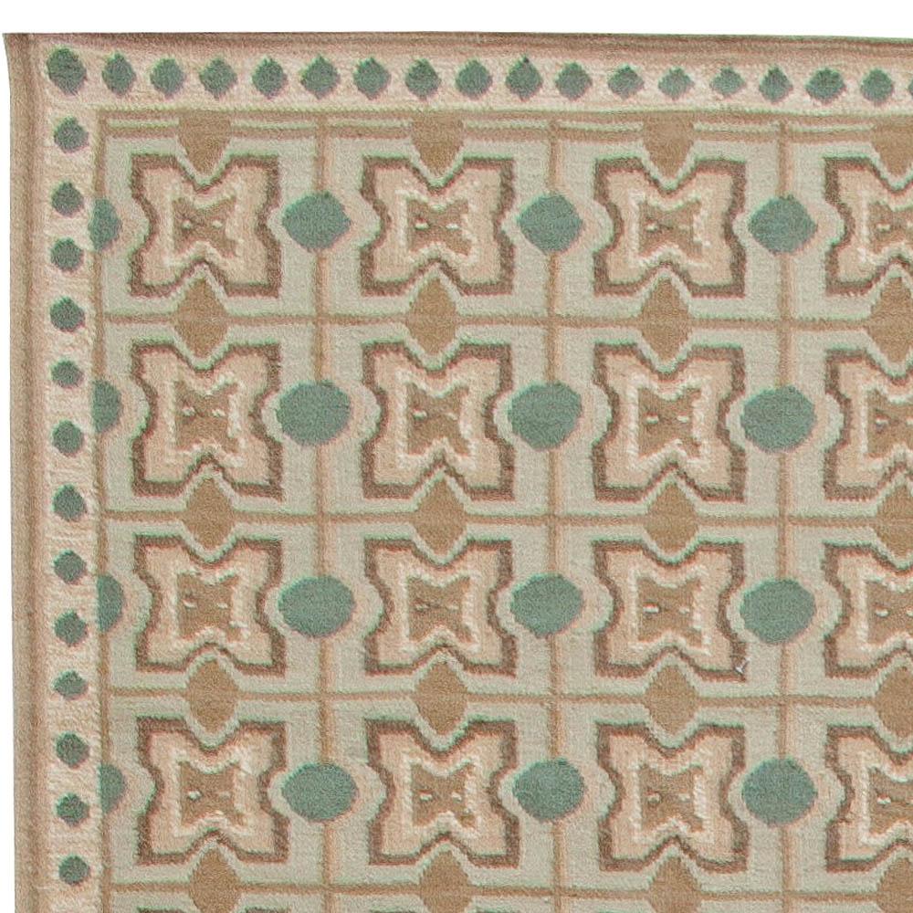 Oversized Flat Weave Rug N11055
