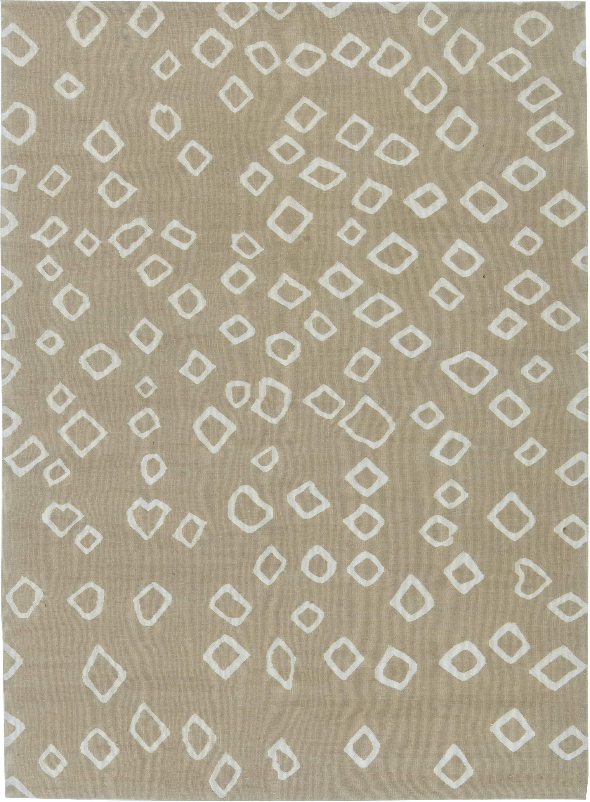 Flat Weave Rug N11493