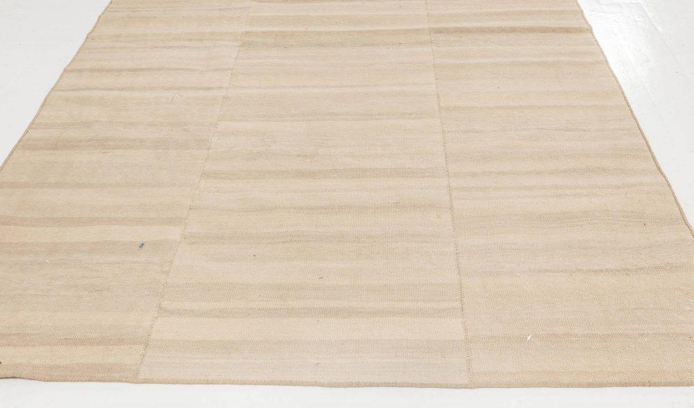 Kilim Flat Weave  Runner N11672