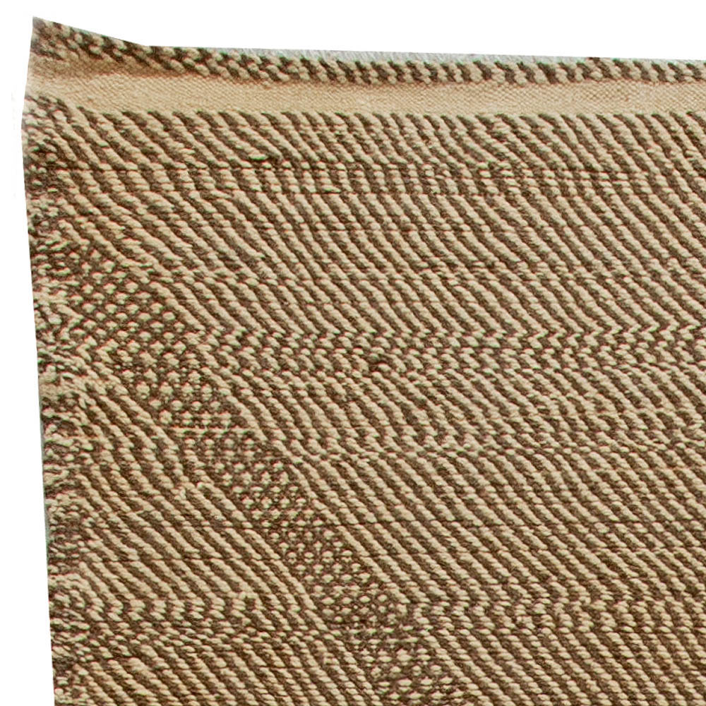 Tribal Style Moroccan Flatweave Area Rug N10891