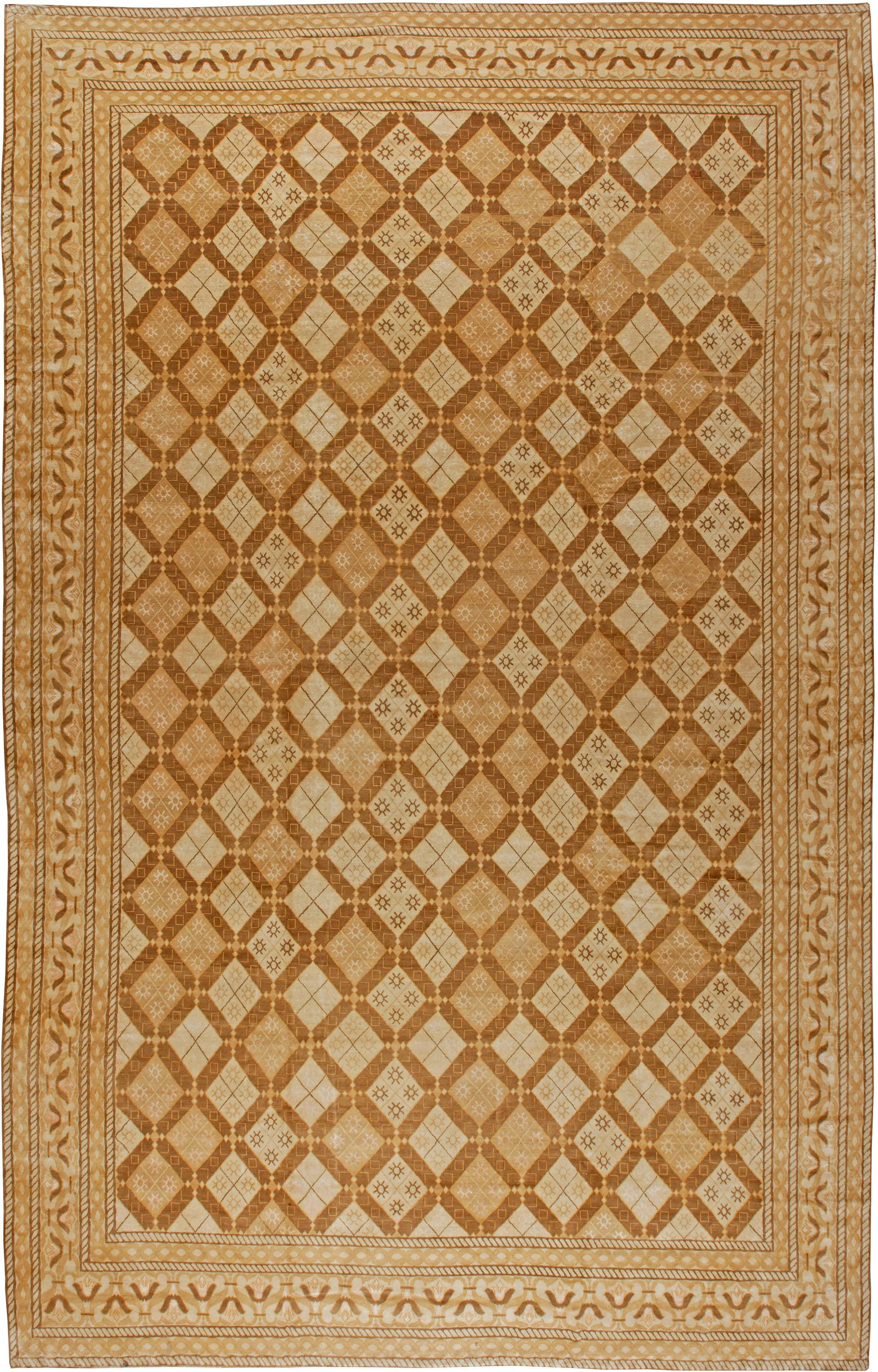 Tibetan Rug N10795