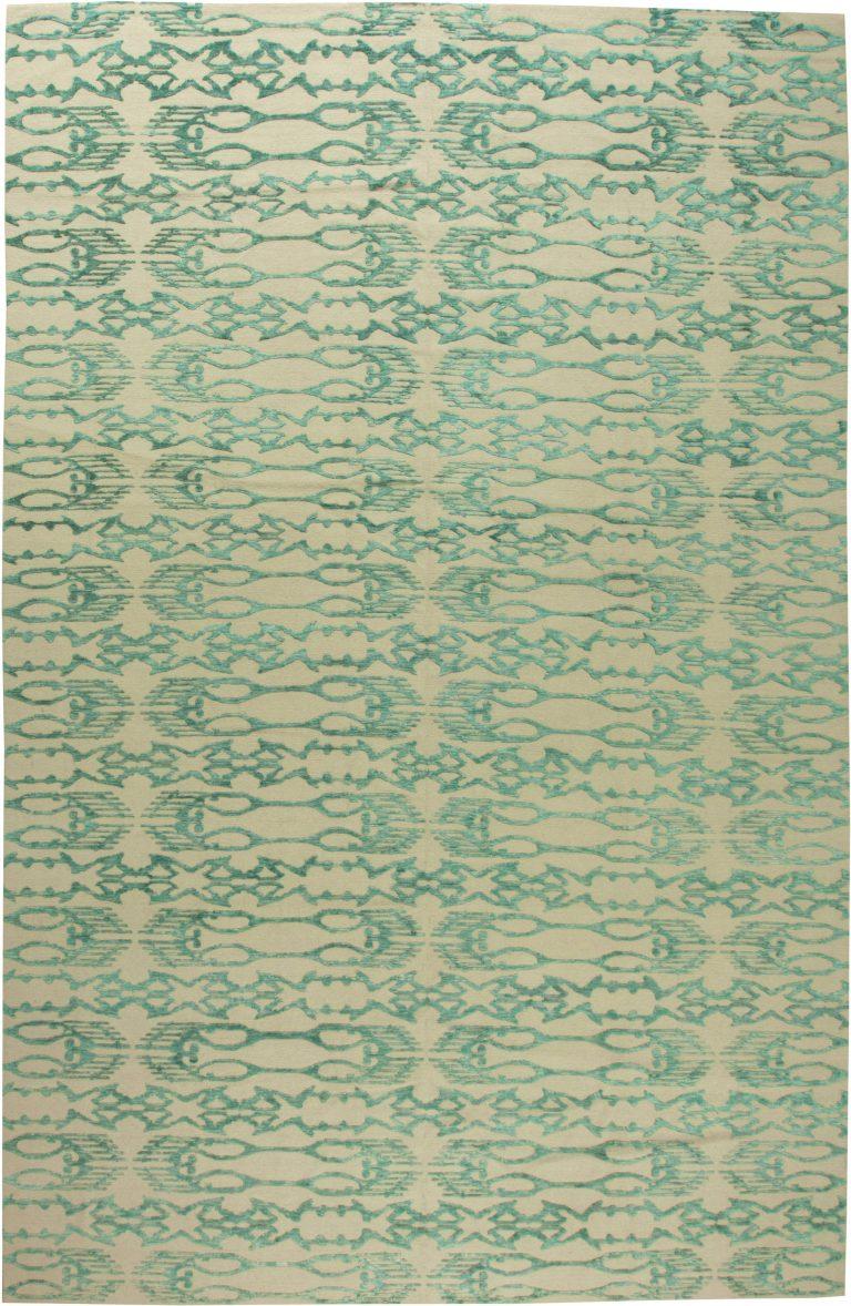 Blue Ikat Rug N11281 By Doris Leslie Blau