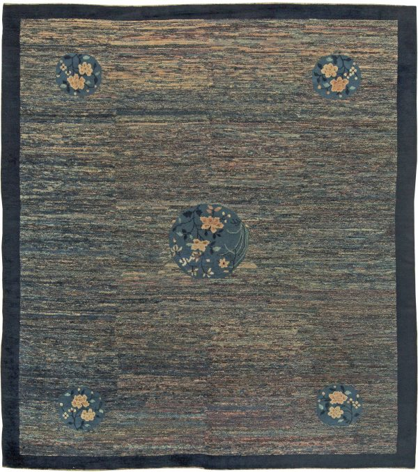 Vintage Chinese Deco Rug BB5844