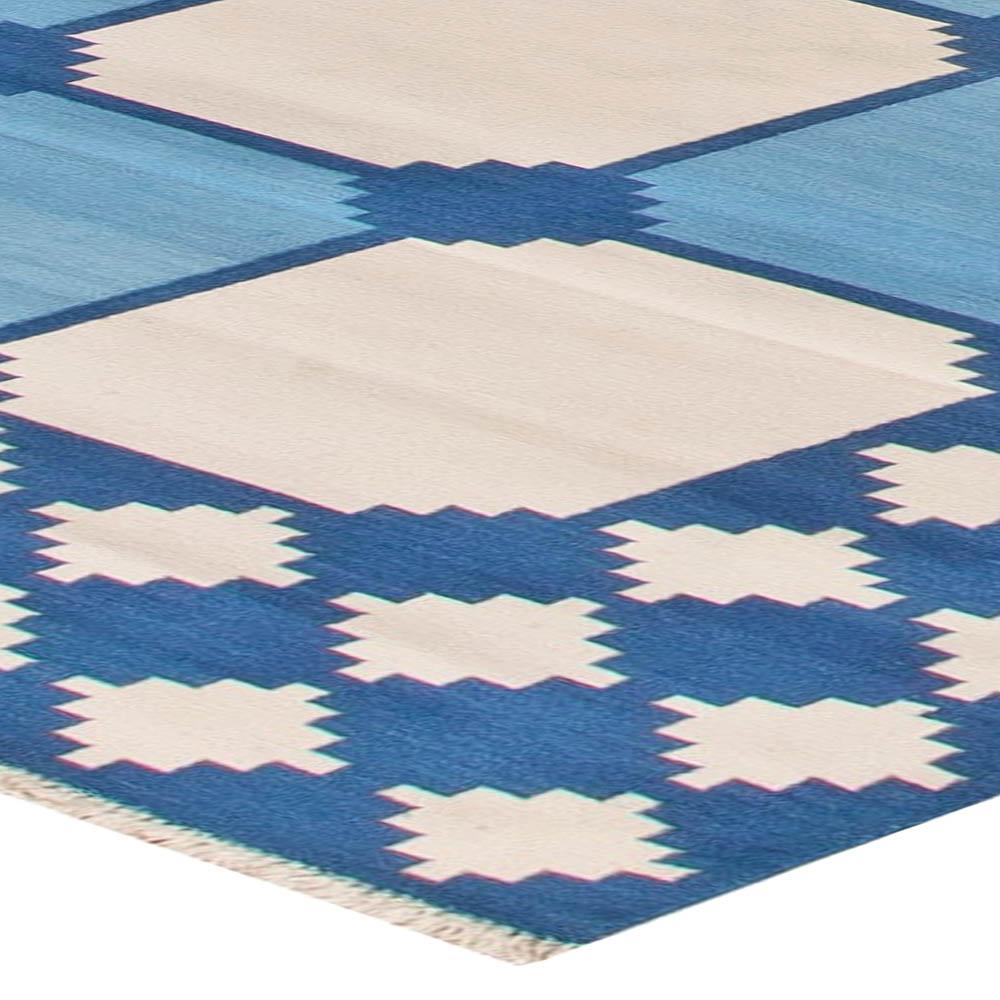 Flat Weave Rug N11017