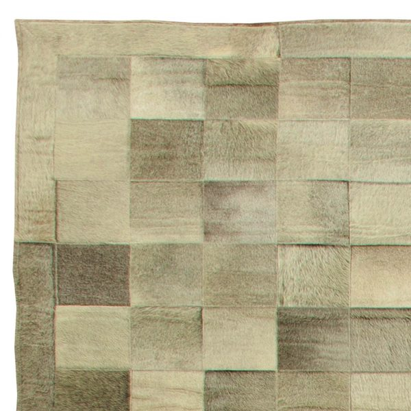 Oversized Hair-on-hide Contemporary Rug N11247