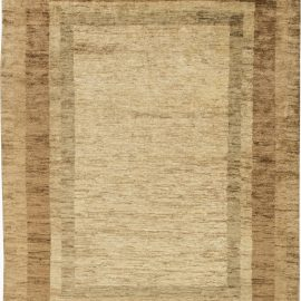 Contemporary Hemp Brown Carpet N11602