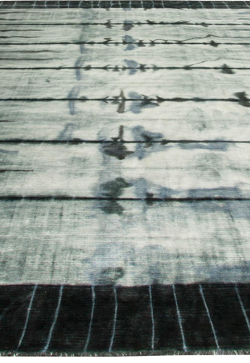 Mandala Contemporary Carpet N10849