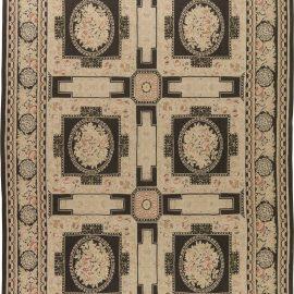 Traditional European Inspired Bassarabian Rug N11387