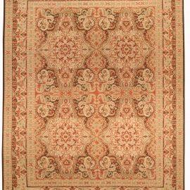 Bassarabian Handmade Wool Rug N10659