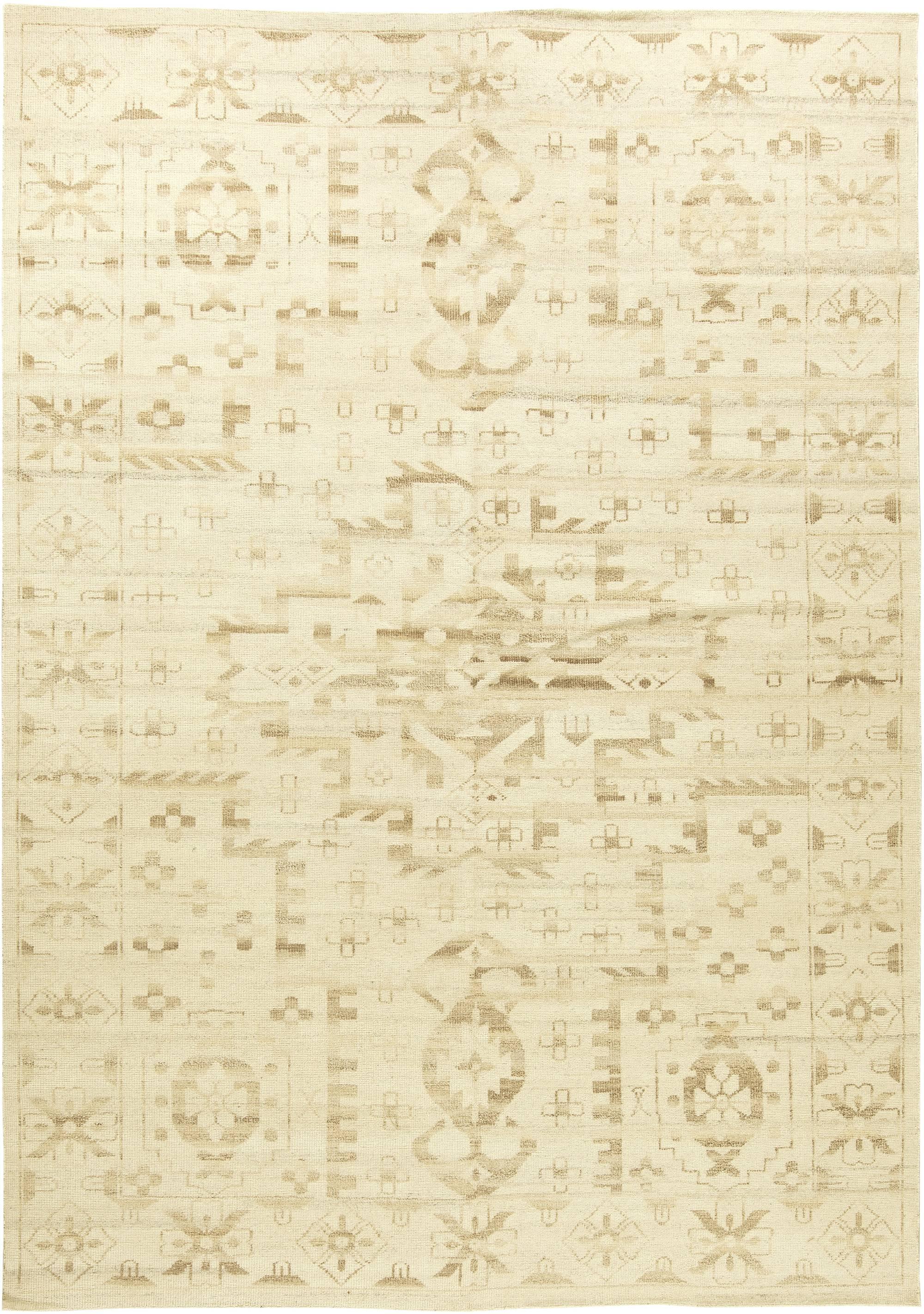 Traditional Oriental Inspired Rug N11266