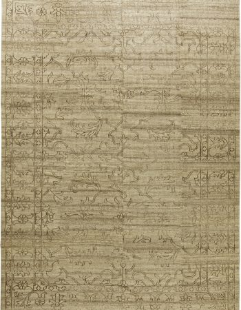 Traditional Oriental Inspired Rug N11267