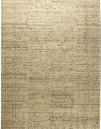 Traditional Oriental Inspired Rug N11261