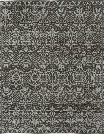 Europäische Inspired tibetischen Teppich N11507