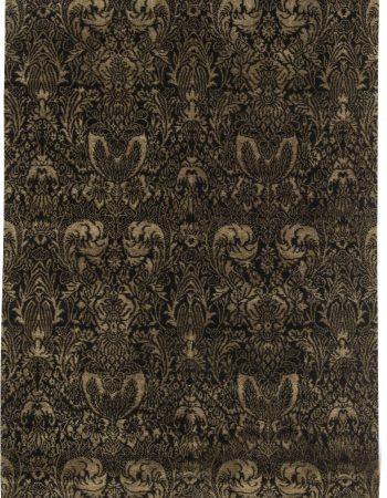 Europäische Inspired tibetischen Teppich N11568