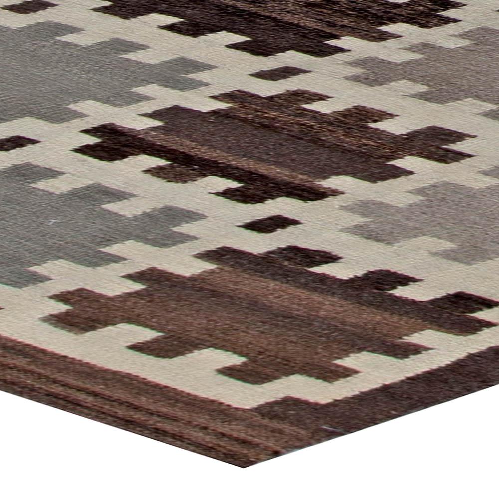 Swedish Flat Weave  Rug N11207
