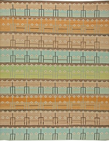 Swedish Design Modern Area Rug N11142