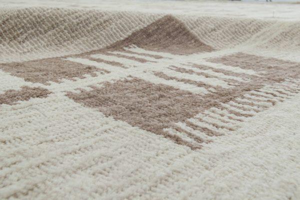 Swedish Design Wohnung Weave Teppich N11490